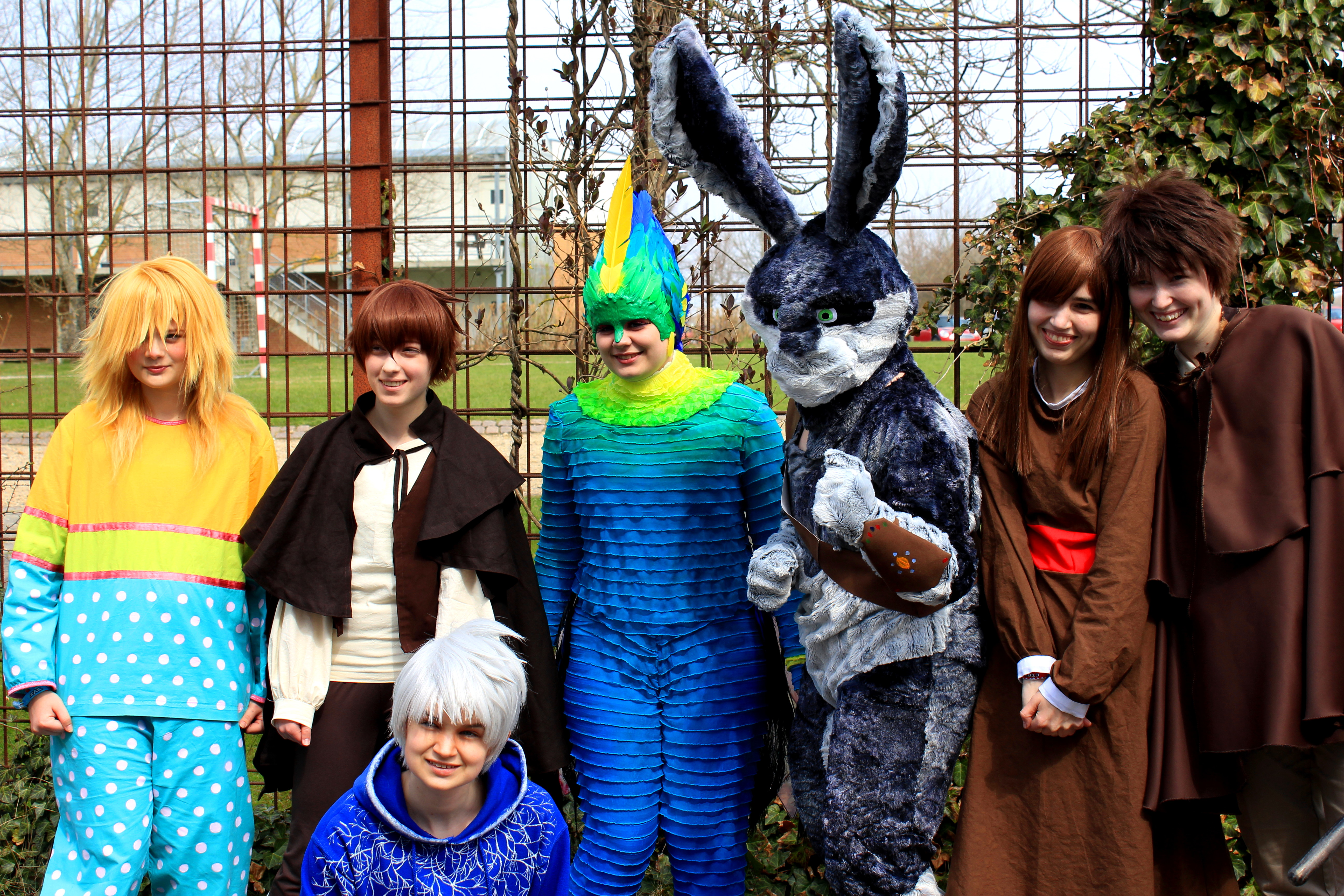 Rise of the Guardians, 3 by YukiHime29 on DeviantArt Easter Bunny Rise Of The Guardians Cosplay