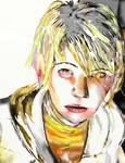 Heather Mason Silent Hill 3 Fan Art