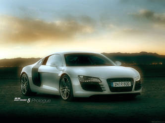 Gran Turismo 5 Prologue R8 by RamseyOfficial