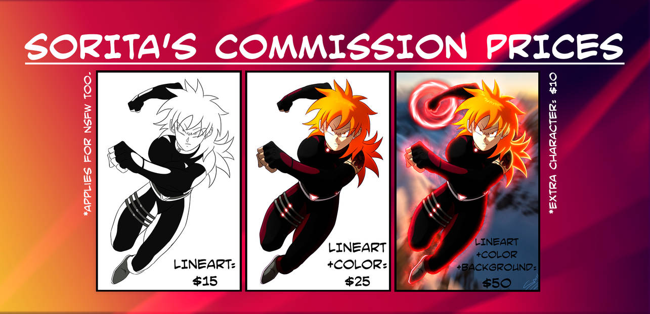 COMMISSIONS CLOSED!!