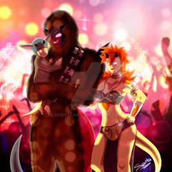 [COMM] Halloween party