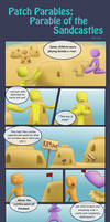 Parables of the Sandcastles Comic  by NikuComics