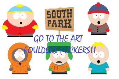 ART FOULDERS FUCKERS