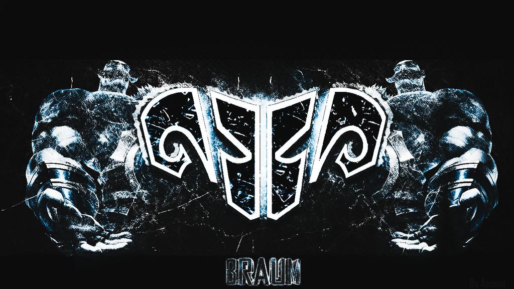 League Of Legends - Braum by AscentGraphics on DeviantArt