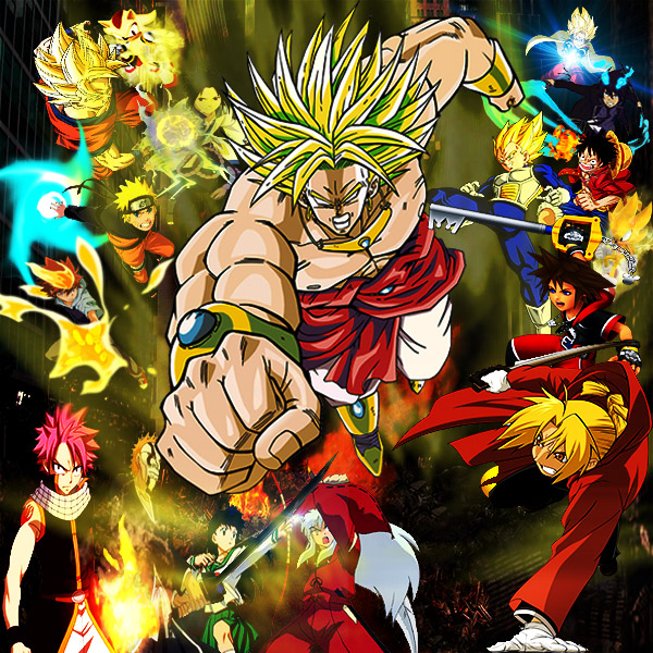 Dragon Ball Broly Full Movie: Broly, The Legendary Super Saiyan: Full-On Attack By
