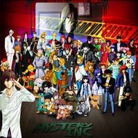 Mystery Inc. Team by yugioh1985