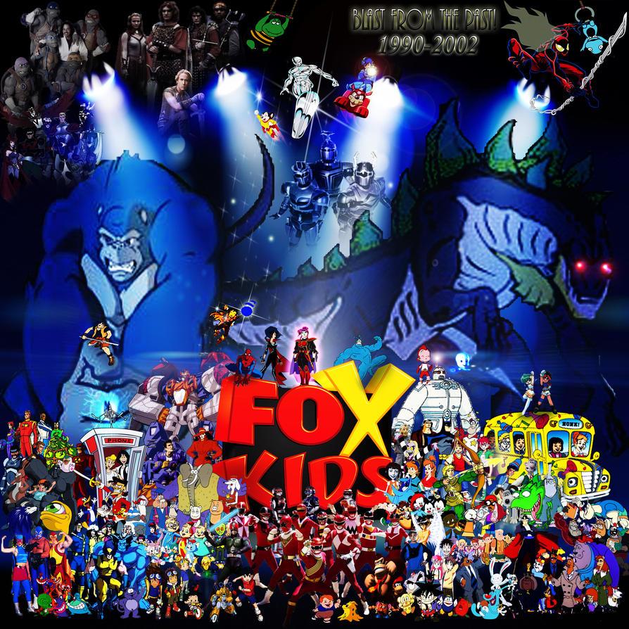 Fox Kids Tribute by yugioh1985