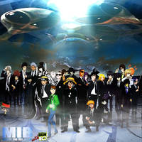 M.I.B. Men In Black Theme 2014 by yugioh1985