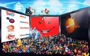Nickelodeon Tribute by yugioh1985