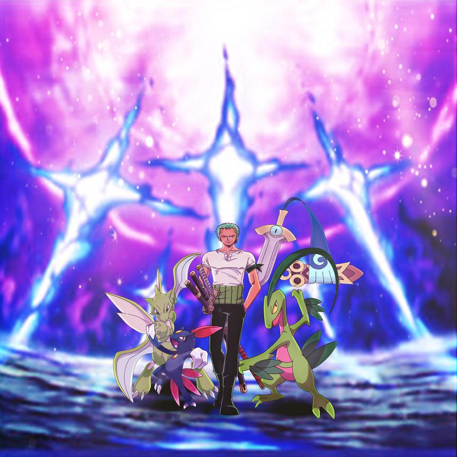 Risultati immagini per Zoro schiter honedge pokemon
