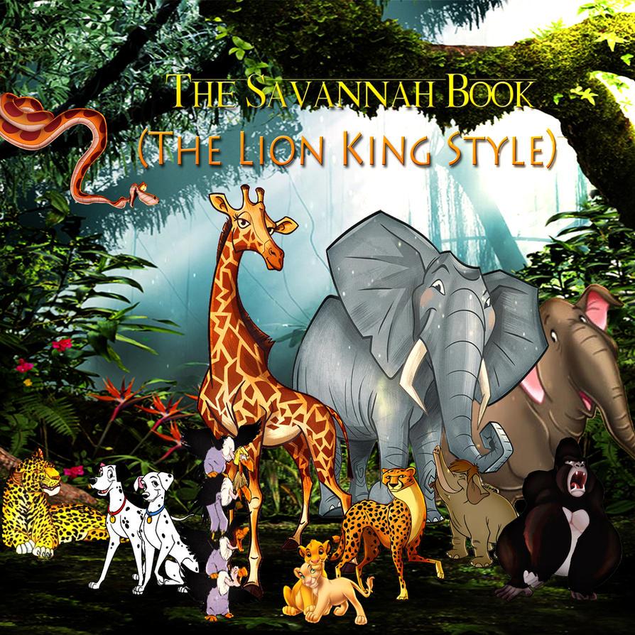 the savannah book lion king style by yugioh1985 on deviantart. Black Bedroom Furniture Sets. Home Design Ideas