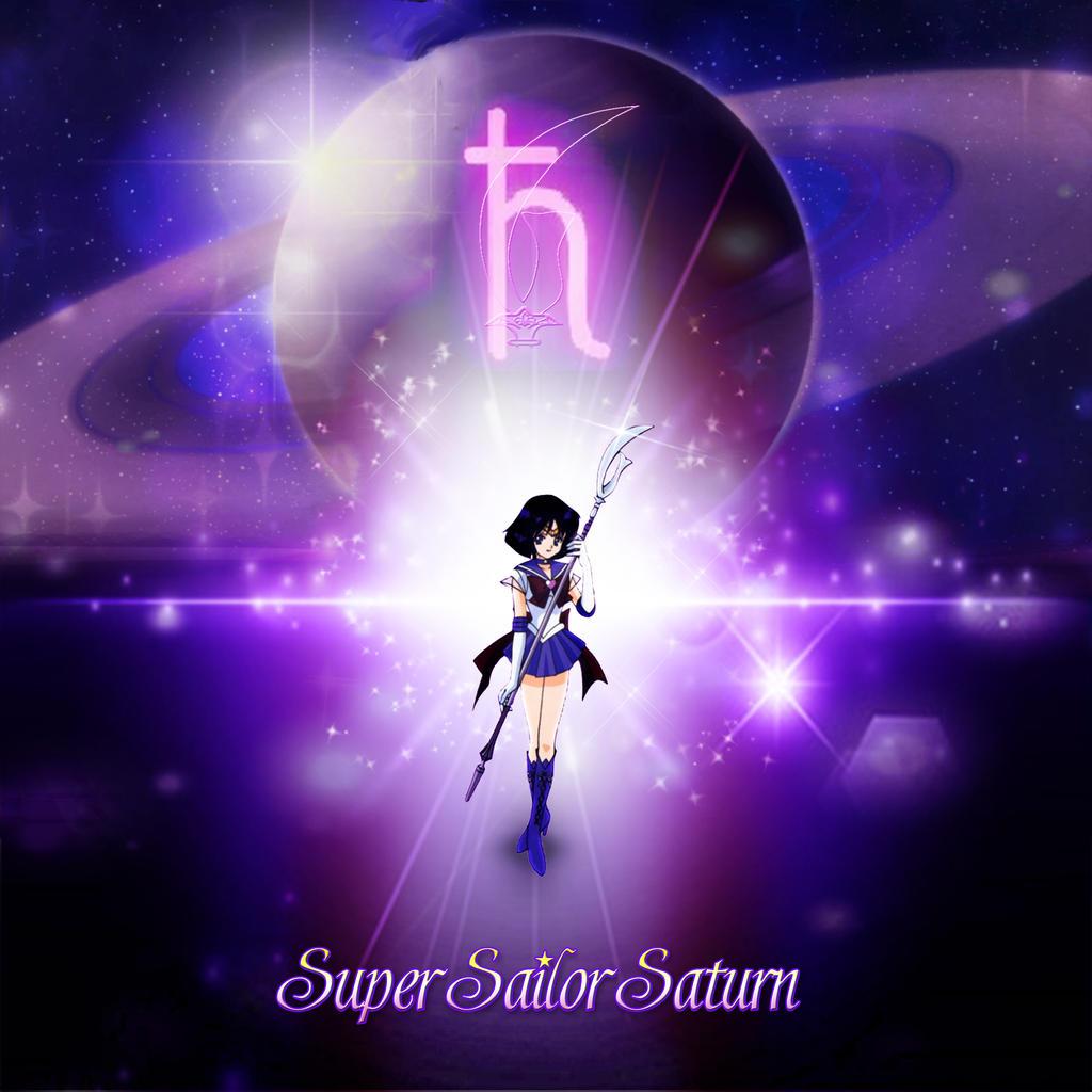 Sailor Saturn's Crystal Power Transformation by yugioh1985 on DeviantArt