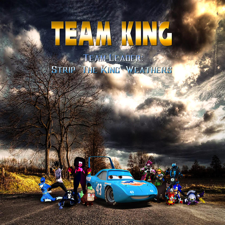 The Teams of Cars - Team King by yugioh1985