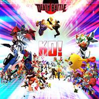 Death Battle - SSB KO! by yugioh1985