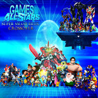Gaming All-Stars - A Super Smash Bros. Crossover by yugioh1985