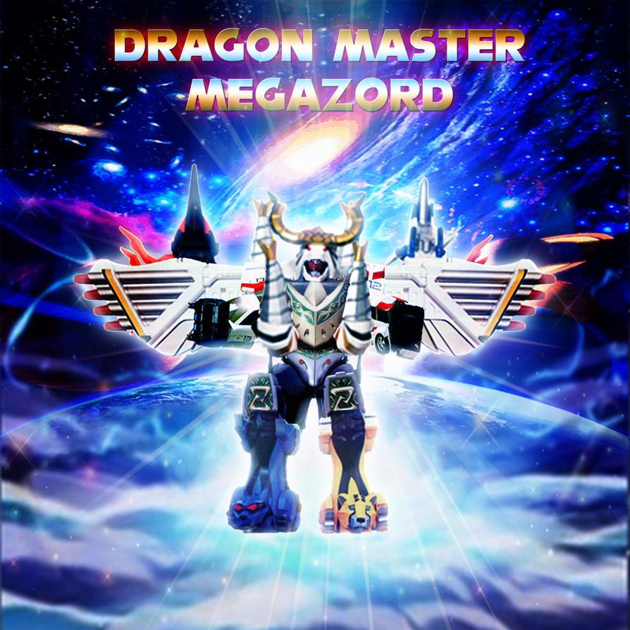 Power Rangers - Dragon Master Megazord by yugioh1985