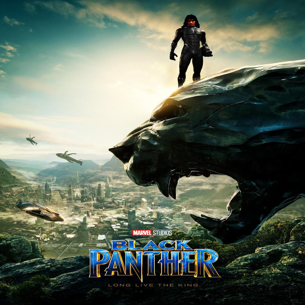 Black Panther Parody By Yugioh1985 On Deviantart