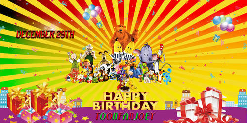 A Special Birthday for Joe Yaroch by yugioh1985