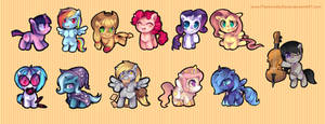 MLP - Who will you choose?