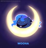 We are Princess Woona by pekou