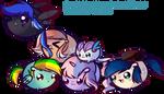 IRL Commission - Chubbie pile