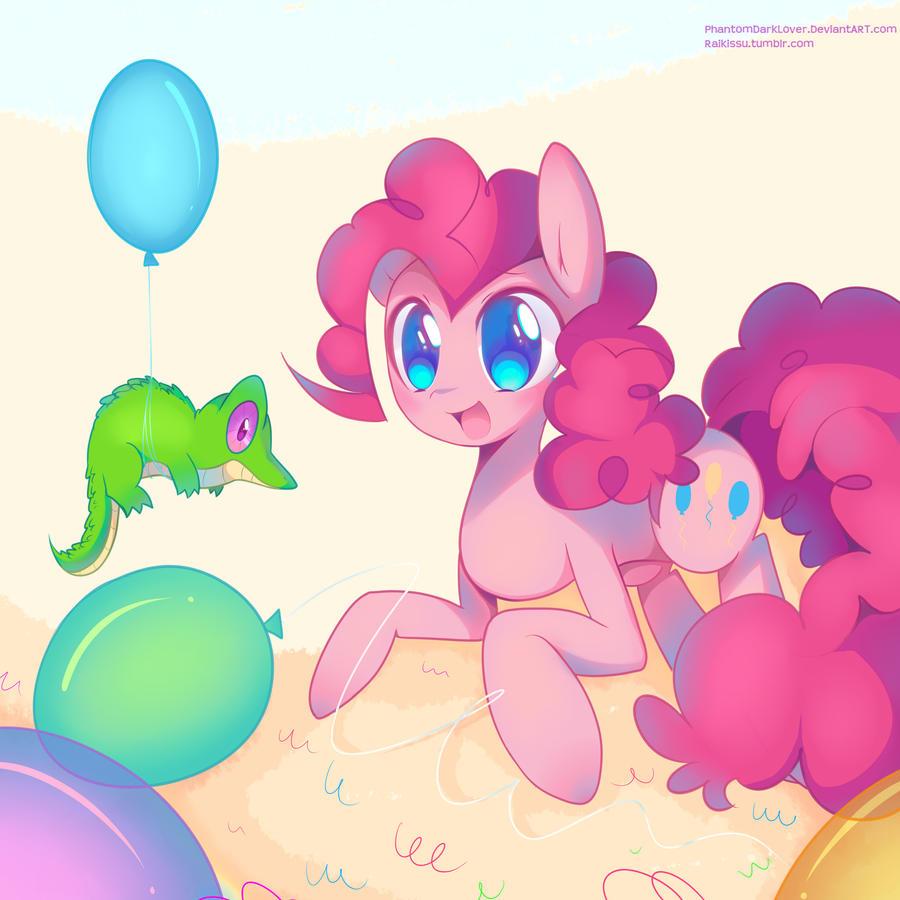 Bronycon 2012: Pinkie Pie by pekou