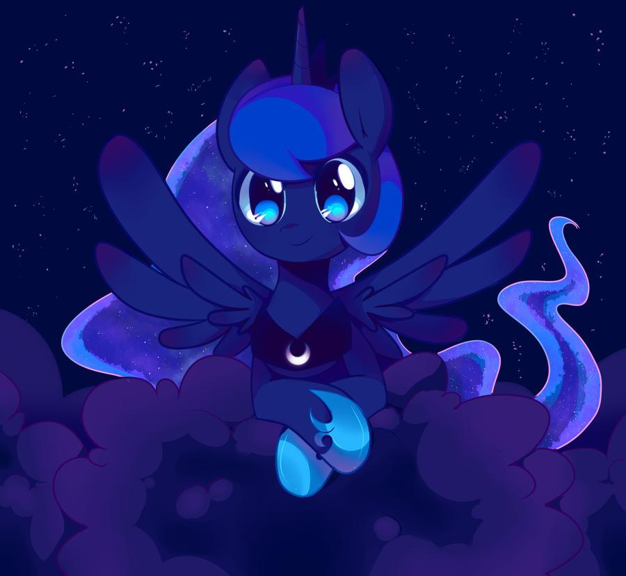 Bronycon 2012: Princess Luna by pekou