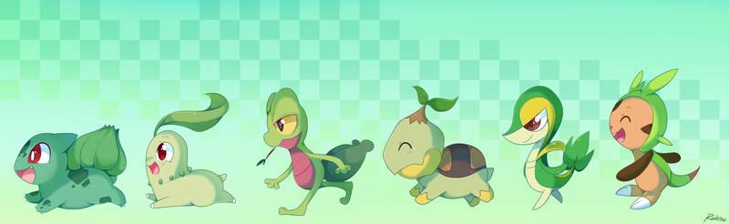 Generations - Grass Starters
