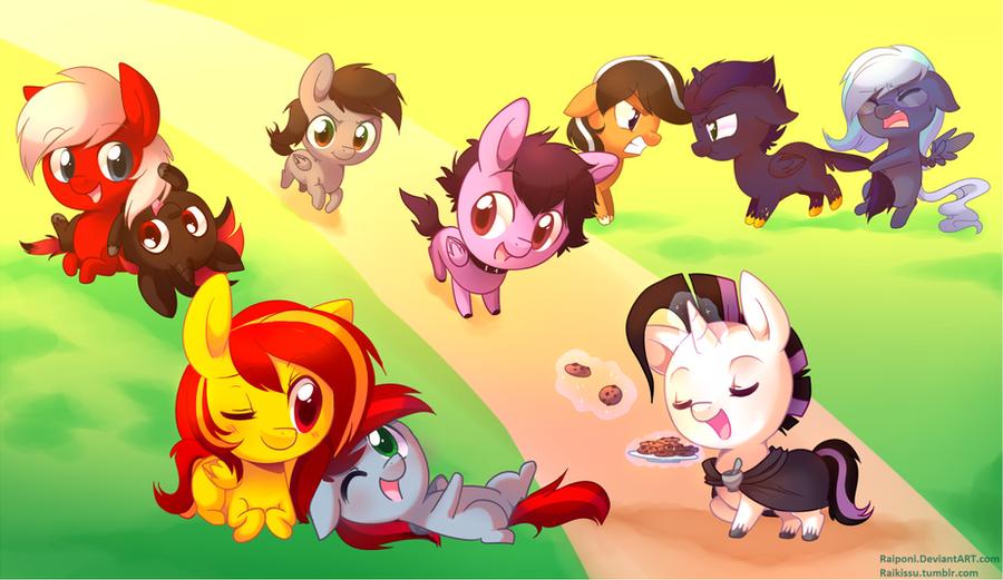 IRL Commission - Summer Sun Fun by pekou