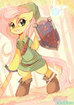 Fluttershy - Hero of Time