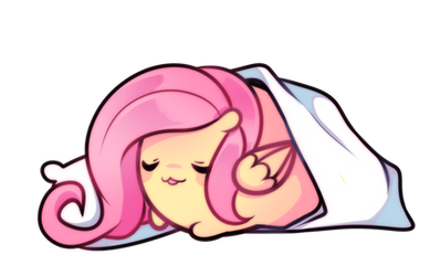 Sleepy Fluttershy