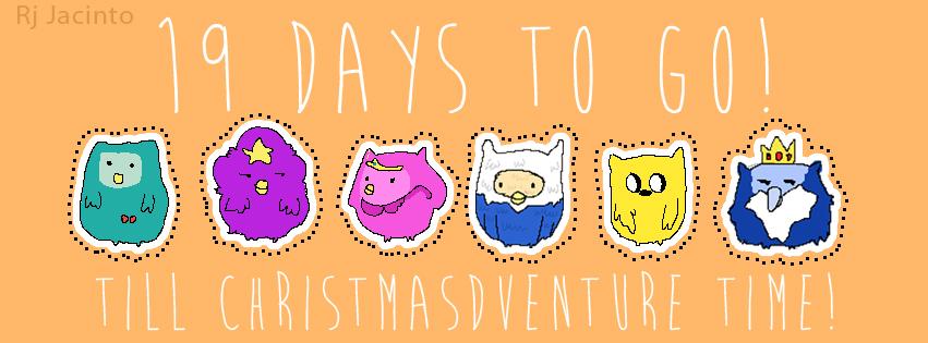 ChristmAsdventure Time Countdown by RjJacinto