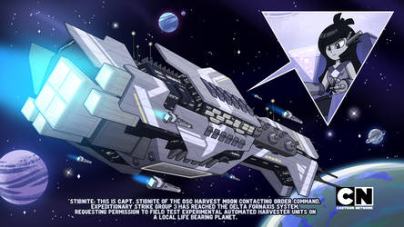 Harvest Moon Supercarrier Commission