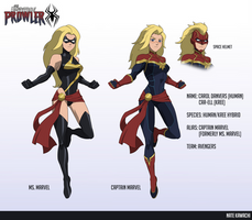 Carol Danvers (Earth-777)