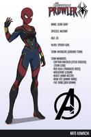 Sera Shay Spider-Girl (Avengers)