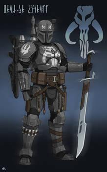 Draigr Thrall - Heavy Mandalorian Commission