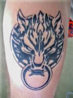 Wolf by rising-pheonix