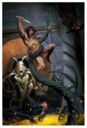 Conan RT KINGS COVER 2 layout by Doug-Wheatley