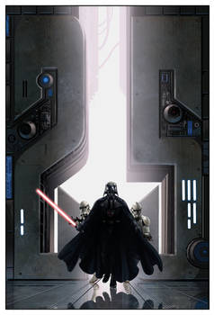 DARTH VADER: the Lost Command