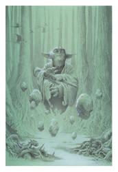 SCOTT-YODAfin by Doug-Wheatley