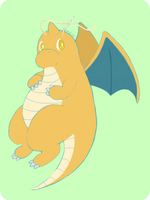 Dragonite by kimixiii