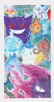 Ghost Types by kimixiii