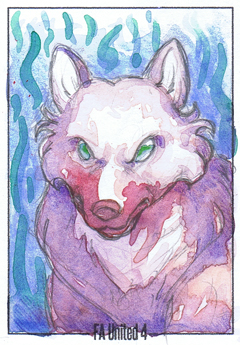 Art Card - Winter is Coming by Lynntendo