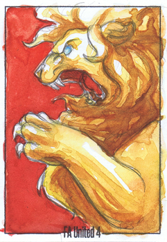 Art Card - Hear Me Roar by Lynntendo