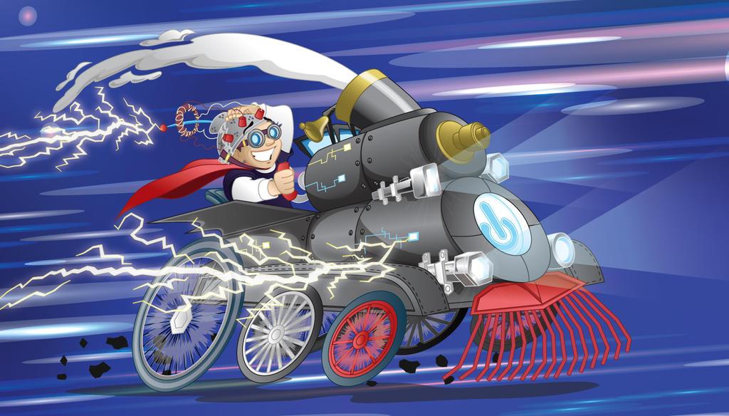 Soapbox Racer by Sezuko704