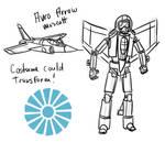 Mascotte Concept Arrow