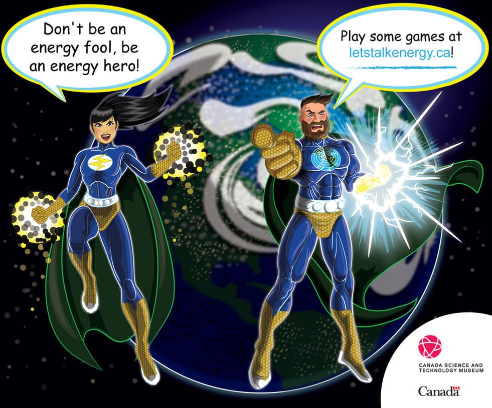 Lets talk Energy by GabrielChoquette