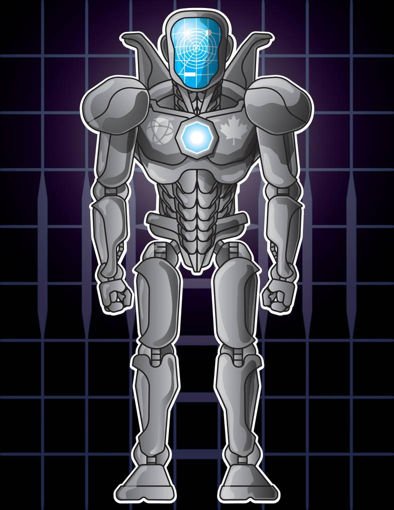 Robot by GabrielChoquette