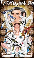Taekwon-Do Poster