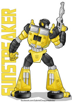 G1 Sunstreaker